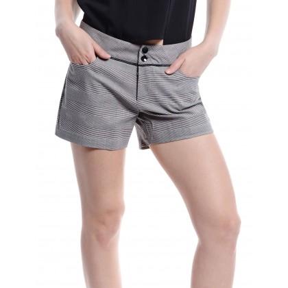 gray regular pants