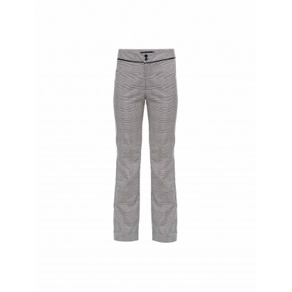 gray slim pants