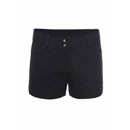 black regular pants
