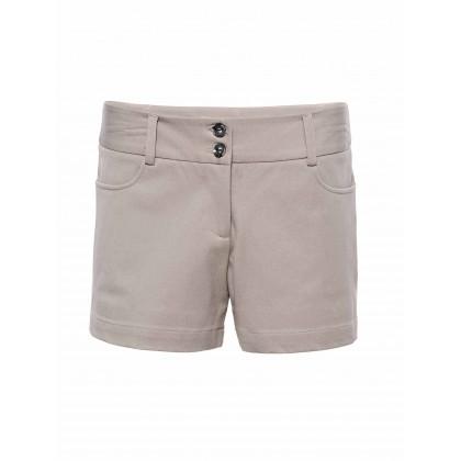 dark khaki regular pants